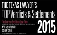 the texas lawyers top verdicts and settlements 2015